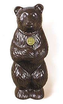 Шоколадные фигурки на Масленицу