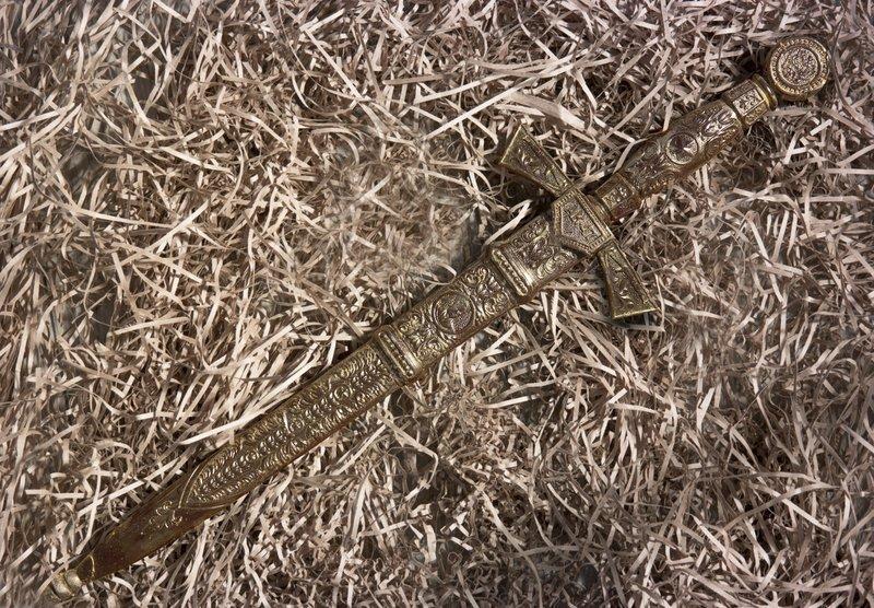 Шоколадный меч