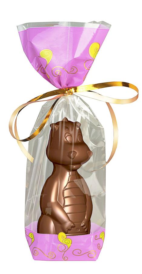Шоколадный дракончик - символ 2012