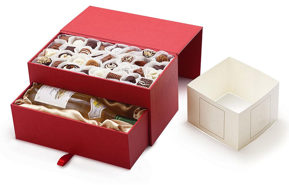 Эксклюзивные конфеты ручной работы на Новый год. Коллекция № 1