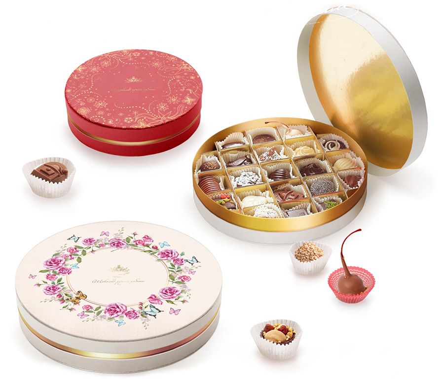 Эксклюзивные конфеты ручной работы. Коллекция № 1