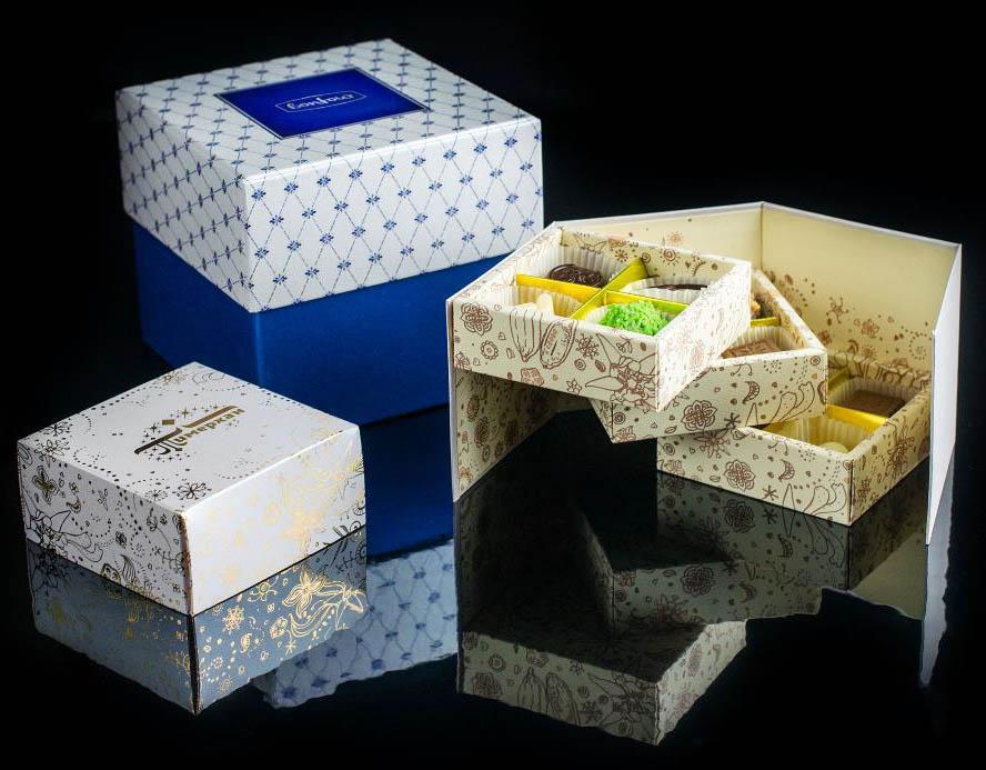 Эксклюзивные конфеты ручной работы на 23 Февраля. Коллекция № 1