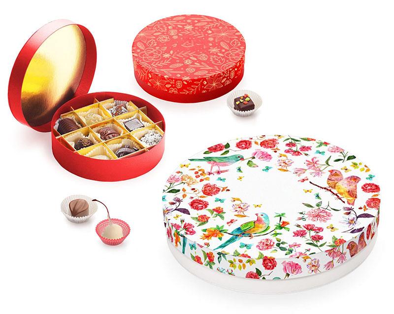 Эксклюзивные конфеты ручной работы на 8 Марта. Коллекция № 1