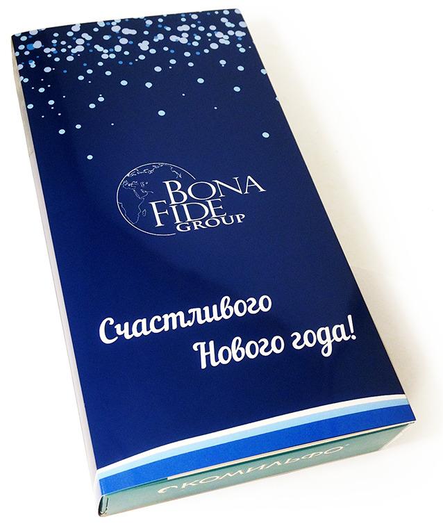 Конфеты Комильфо в коробке-книжке, 116 г