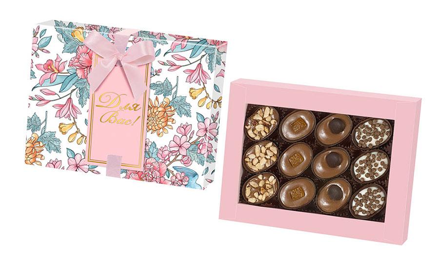 Подарочный набор конфет ручной работы