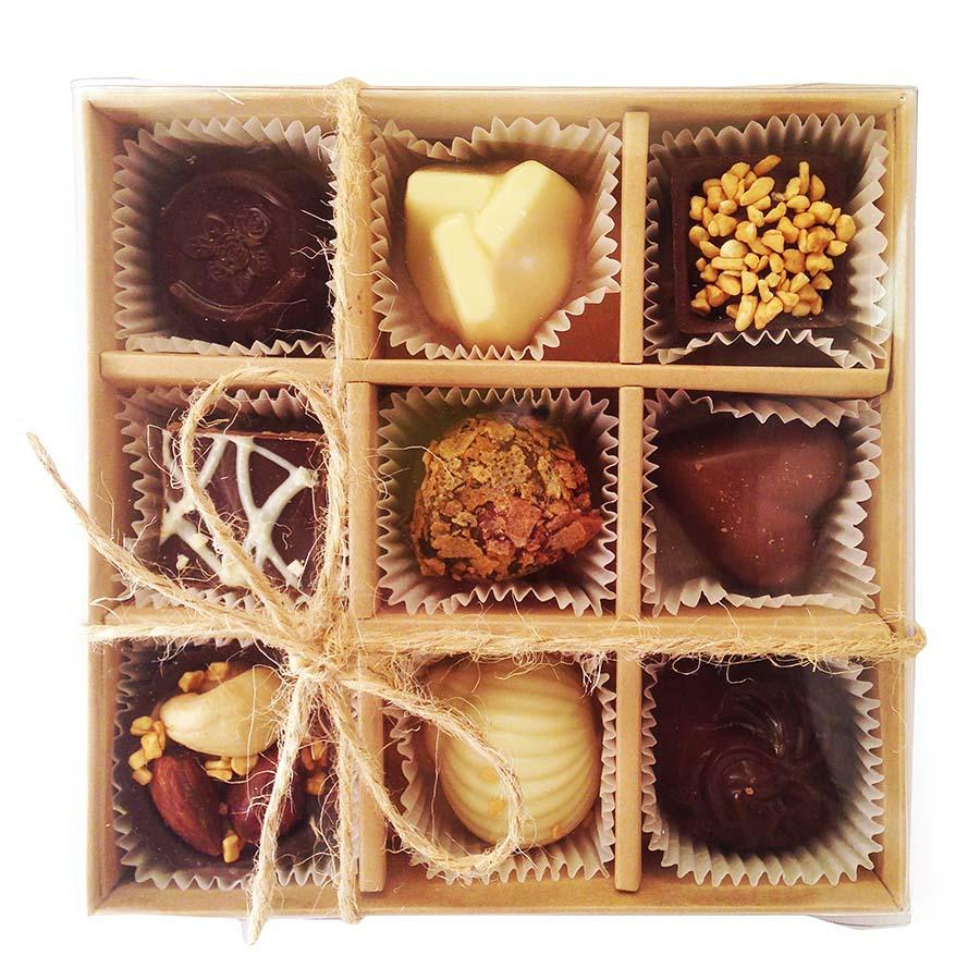Эксклюзивные конфеты ручной работы. Коллекция № 2