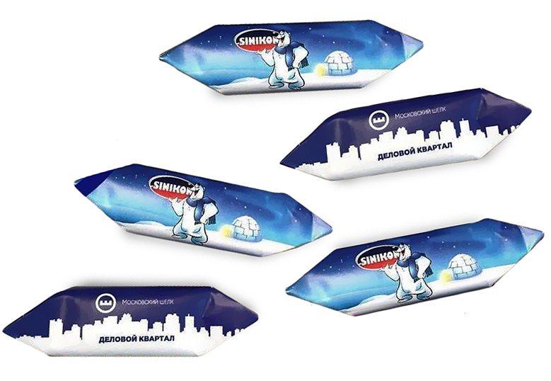 Конфеты с логотипом