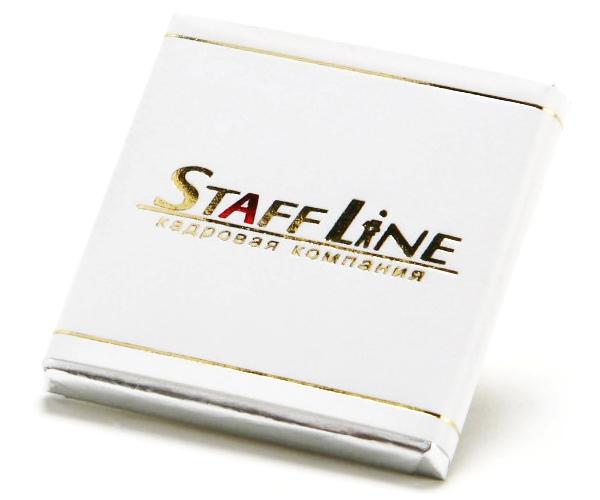 Шоколад с логотипом 5 г