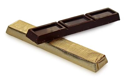 Шоколадные стики