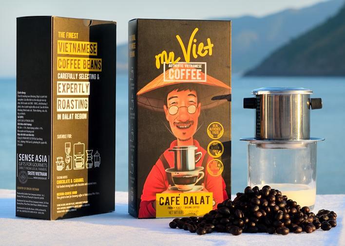 Подарочные наборы кофе с логотипом