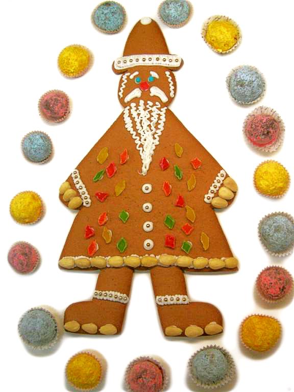 Печенье в форме логотипа