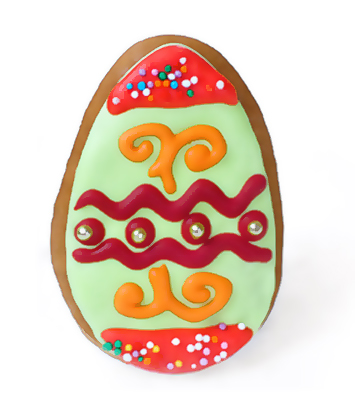Печенье на Пасху