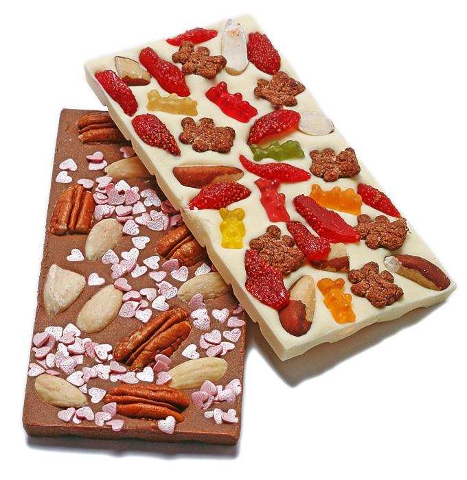 Подарок на 14 февраля - эксклюзивный подарочный шоколад