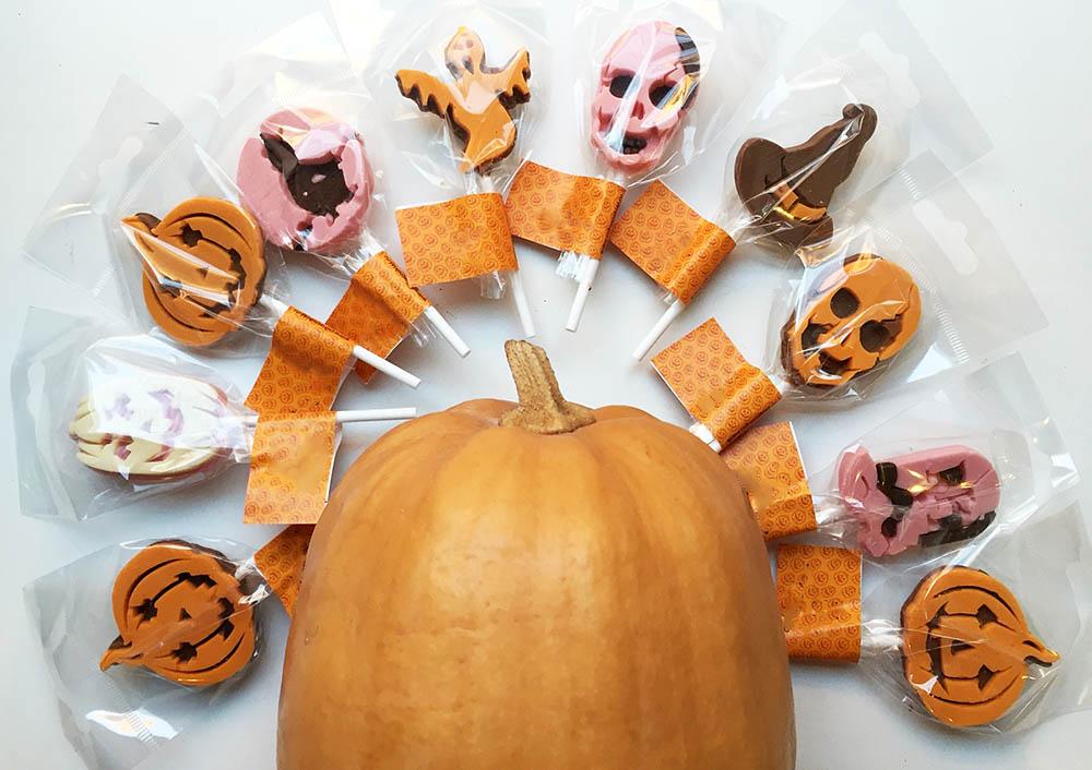Корпоративные подарки на Хеллоуин, тыквы на Хэллоуин