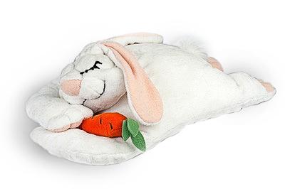 Спящие зайчики игрушки своими руками