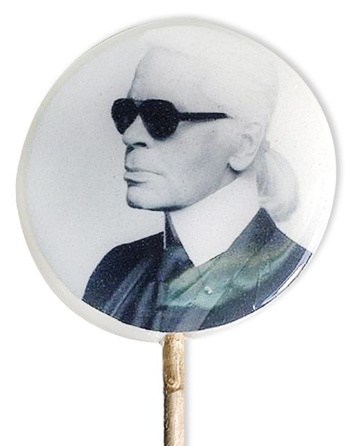 Леденцы на палочке с портретом. Минимальный заказ 10 штук