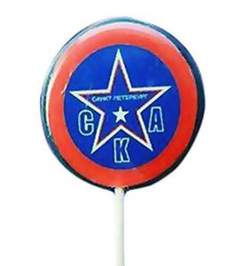 Леденцы с логотипом СКА