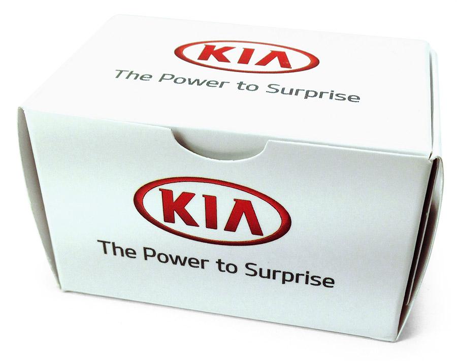 Мармелад в картонных коробочках с логотипом «Мишки «Харибо»