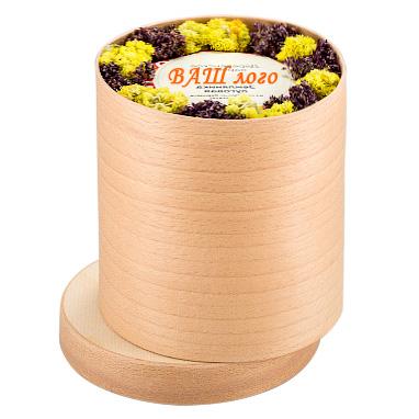 Мёд, варенье, крем-мёд в деревянном туеске