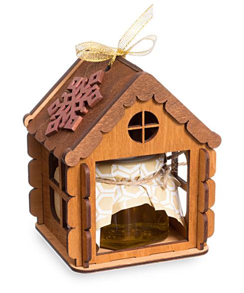 Фигурные коробочки из фанеры для баночек с вареньем, медом, крем-медом