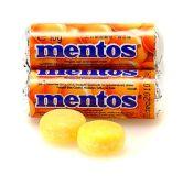 Ментос с логотипом