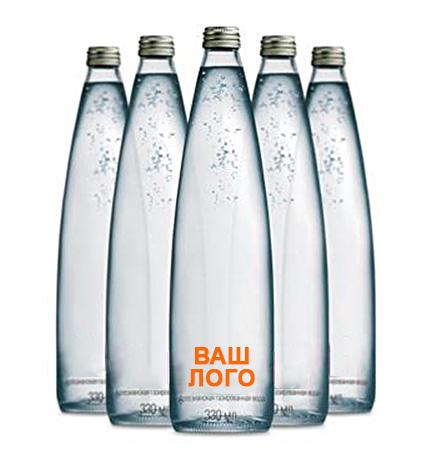 Вода Мия с логотипом вашей компании