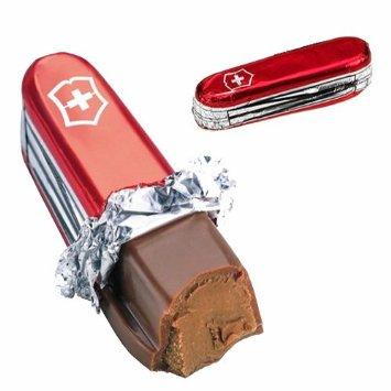 Шоколадный нож Victorinox