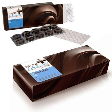 Шоколадные таблетки от всех болезней