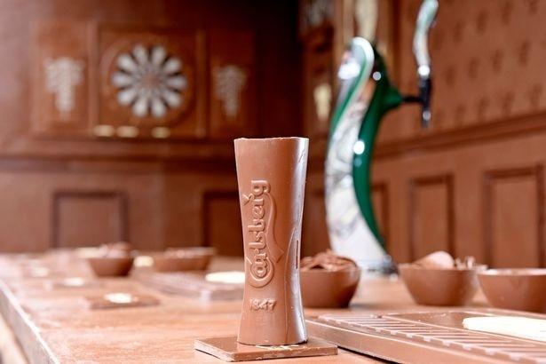 Шоколадный бар
