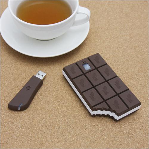 Шоколадная мышь