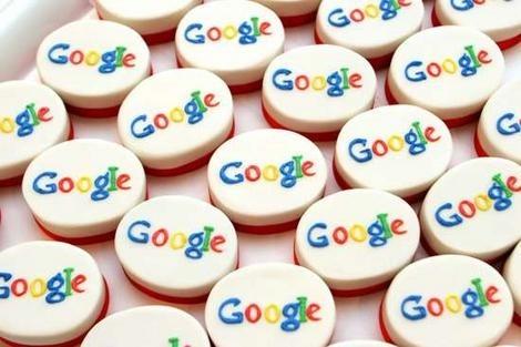 Рекламные пряники Google Chrome