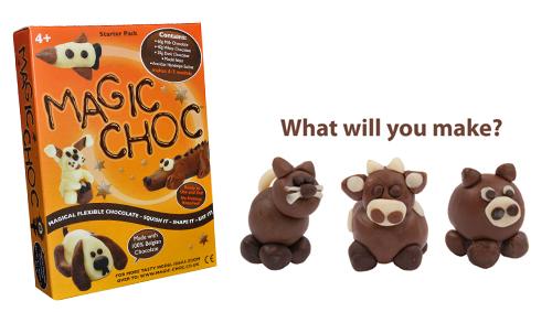 Шоколад, который не тает