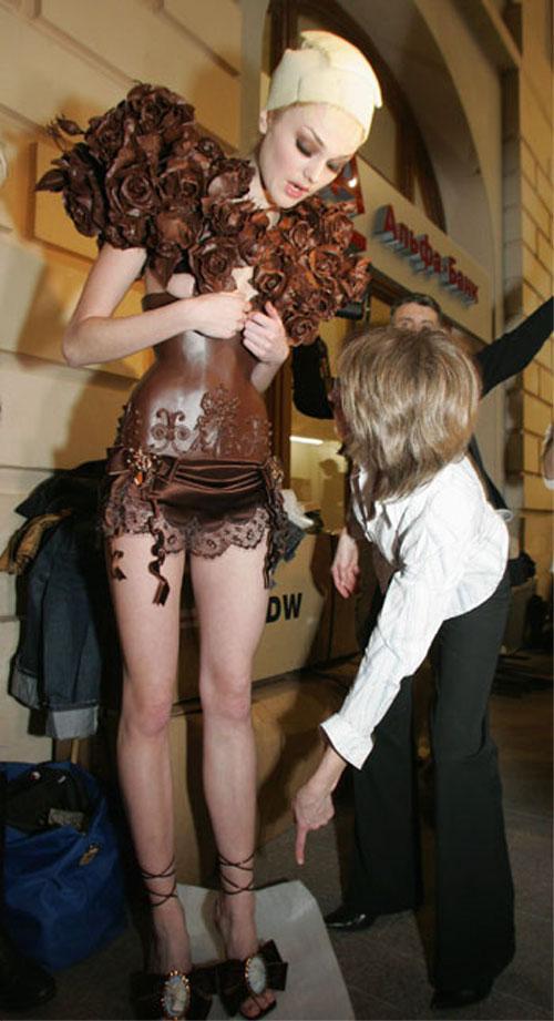 Салон шоколада в Москве