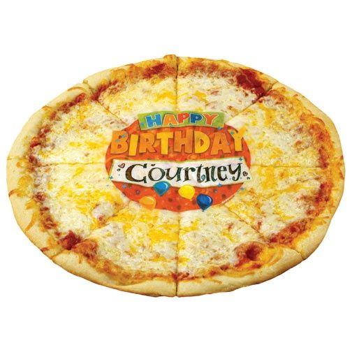 Съедобные принты для пиццы
