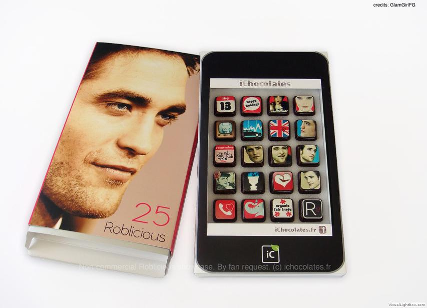 iChocolates – шоколадный iPhone