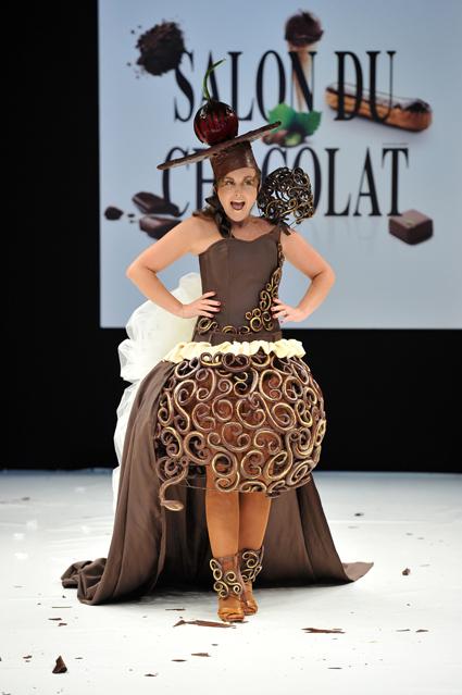Салон Шоколада - Salon du Chocolad