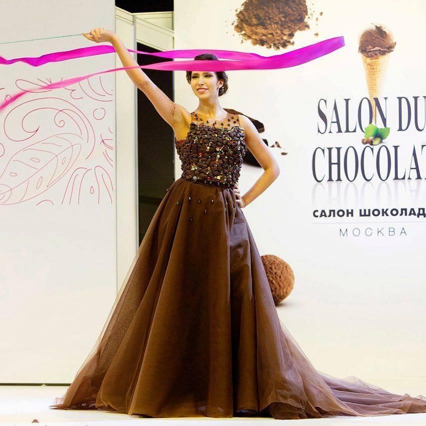 Шоколадный салон в Москве