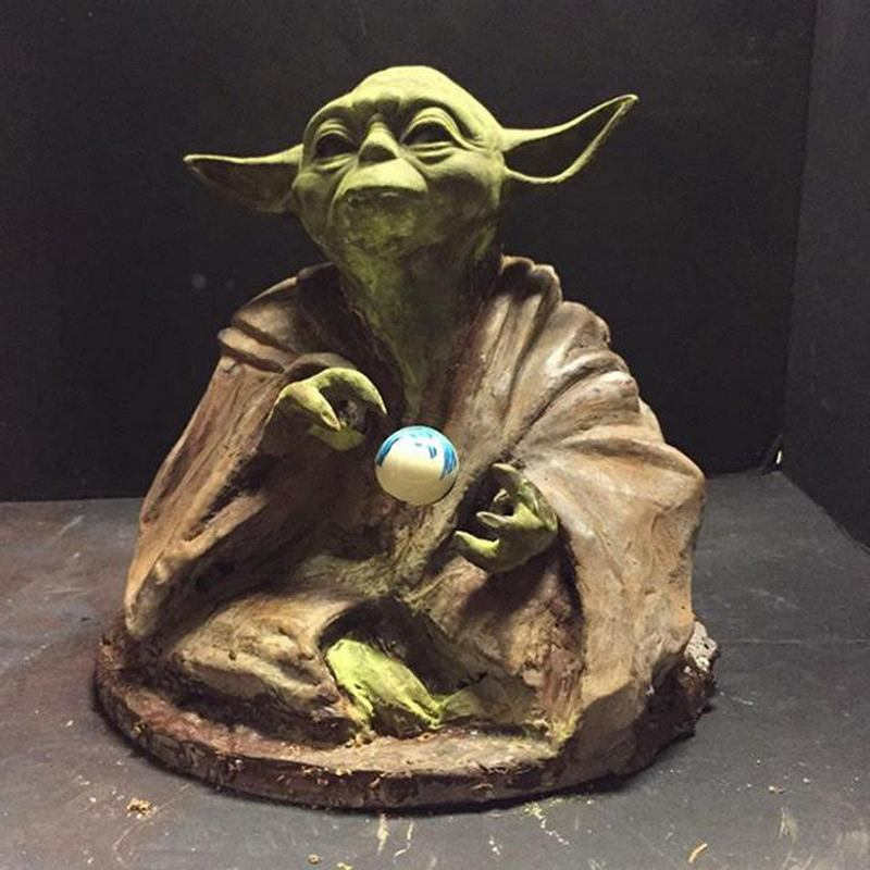 Источник фото https://www.forbes.com/sites/megangiller/2017/05/16/this-yoda-sculpture-costs-4500-and-is-made-of-chocolate/#4ec62830547f