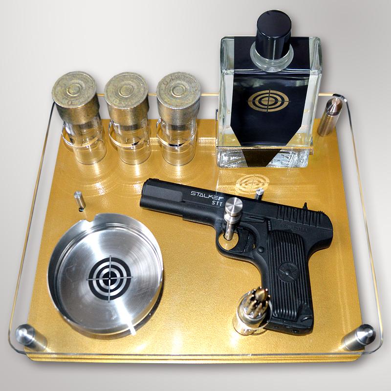Настольный оружейный набор «ТТ»