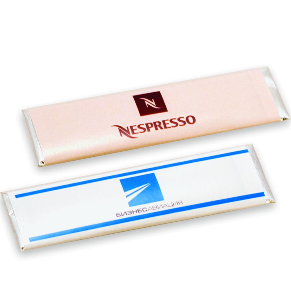 Жевательная резинка с логотипом