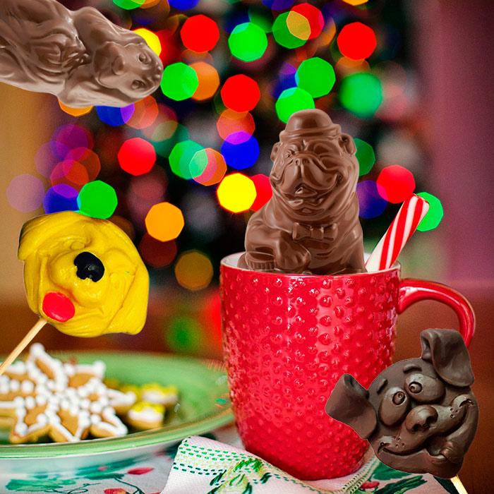 Желаем вкусного Нового года!