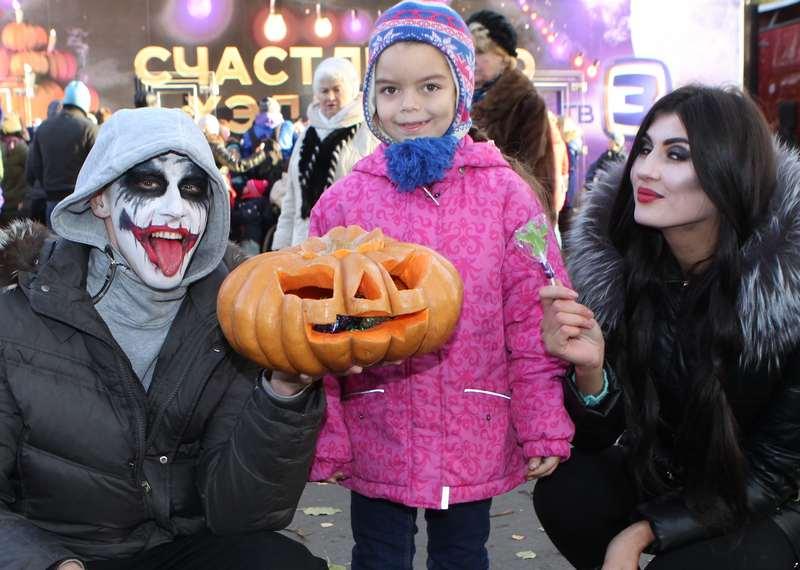Конфеты к Хэллоуину
