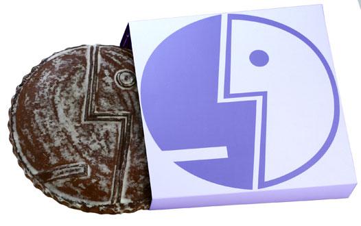 Пряник с логотипом