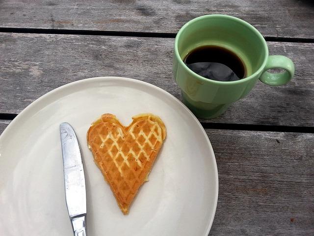 Сувенир в кафе