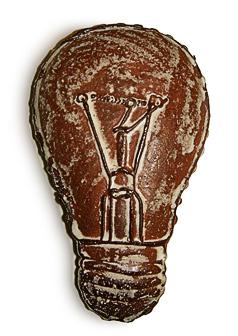 Пряник-лампочка