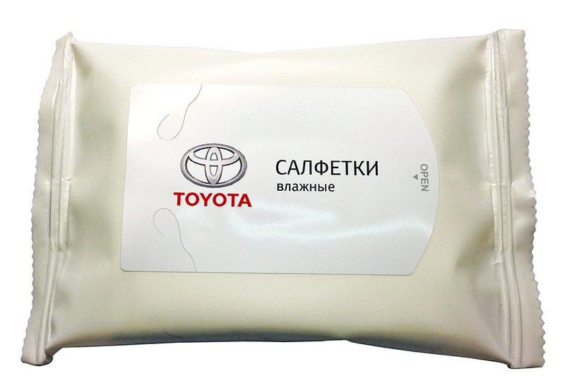 Влажные салфетки с логотипом для автобизнеса
