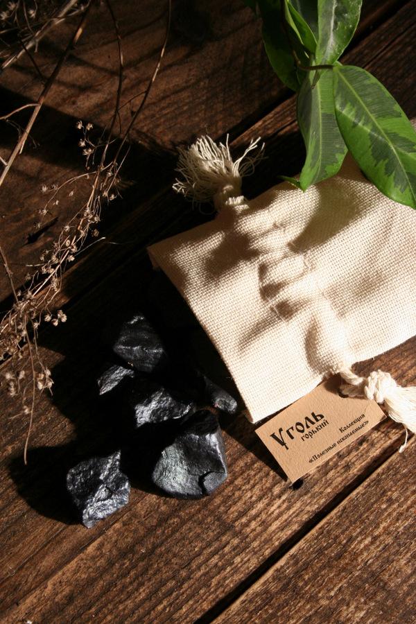 Подарочный набор Шоколадный уголь