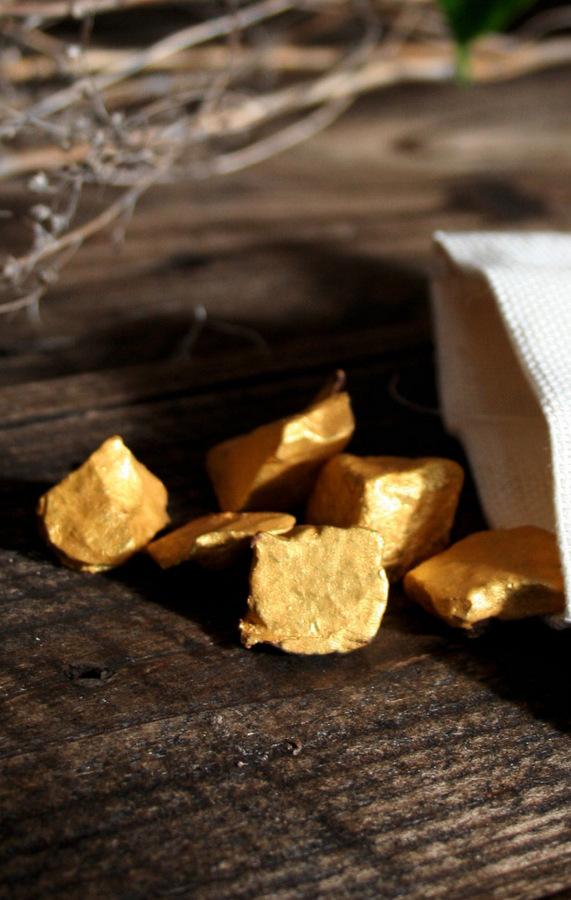 Подарочный набор Золотые самородки