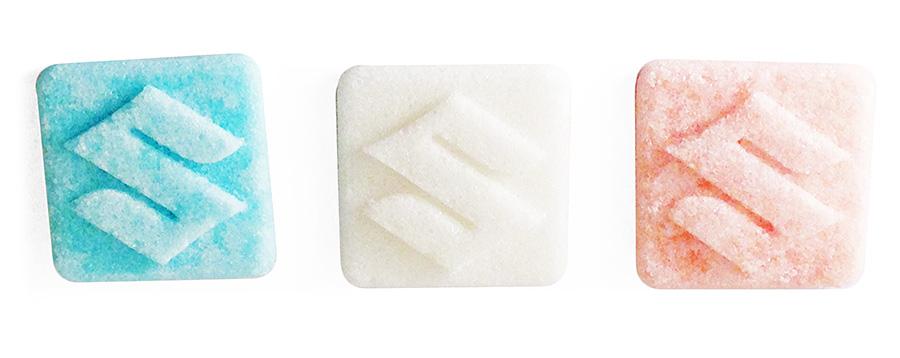 Цветной и фигурный сахар