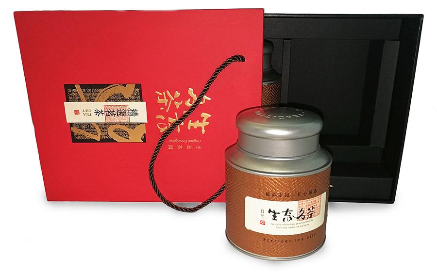 Набор № 2. Две баночки в упаковке и подарочном футляре. В двух вариантах: красный и белый